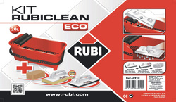 Fugirni set KIT RUBICLEAN ECO